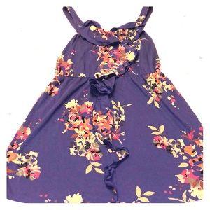 Express size S Petite garden summer party dress!
